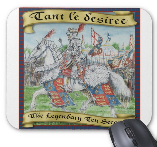 TLD mouse mat