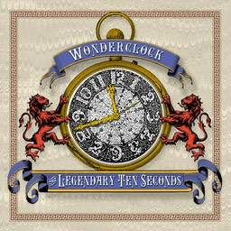 Wonderclock cover final version